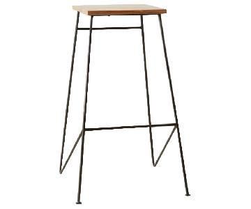 Urban Outfitters Industrial Stool