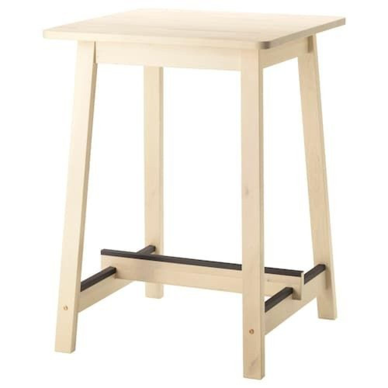Ikea Norraker Bar Table