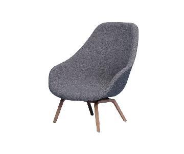 Hay High Lounge Chair