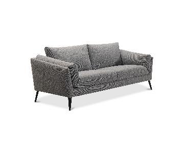 Macy's Neriah Fabric Sofa
