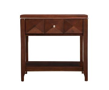 Raymour & Flanigan Shadow Nightstand