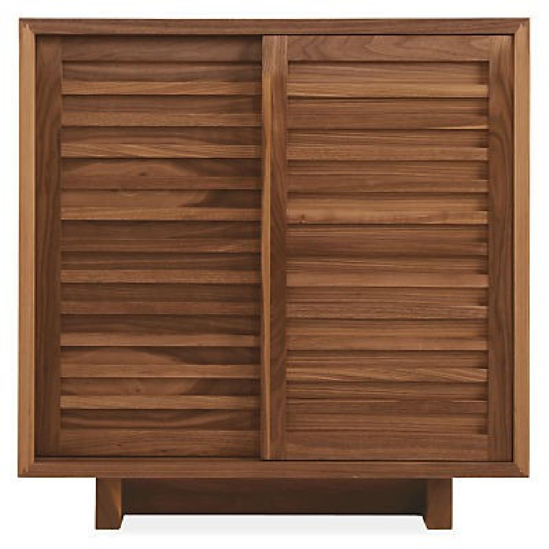 Room & Board Moro Storage Cabinet in Walnut