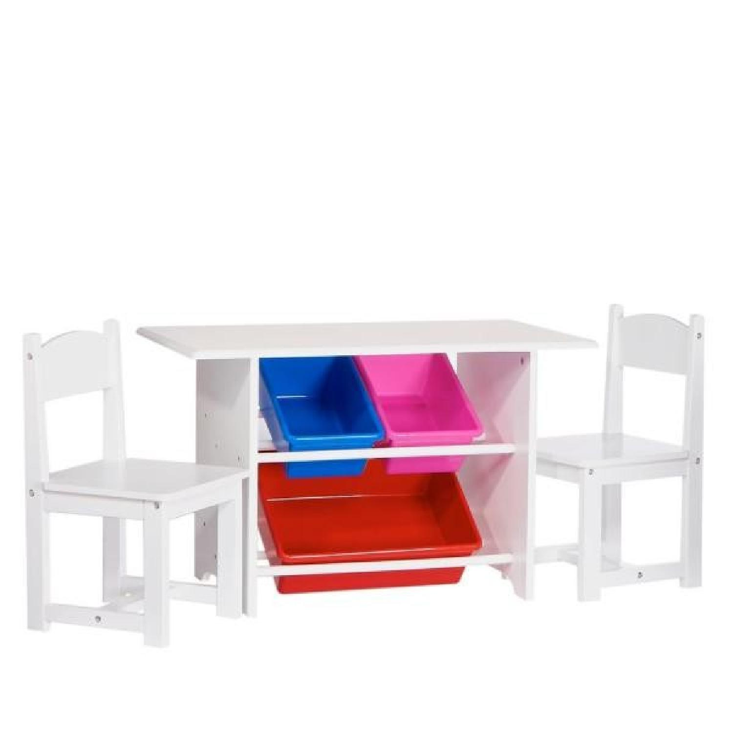 Kidkraft Star Crafts Table w/ 2 Chairs