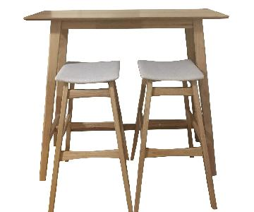 Bar Table w/ 2 Stools