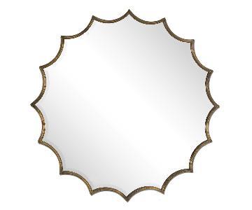 Uttermost San Mariano Starbust Mirror