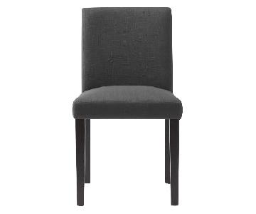 West Elm Porter Upholstered Dining Chairs