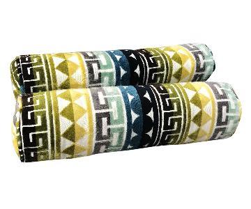 Jonathan Adler Custom Geometric Pillows