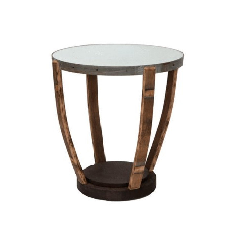 Cisco Brothers Handmade Vino Side Table