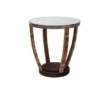Cisco Brothers Handmade Vino Side Table