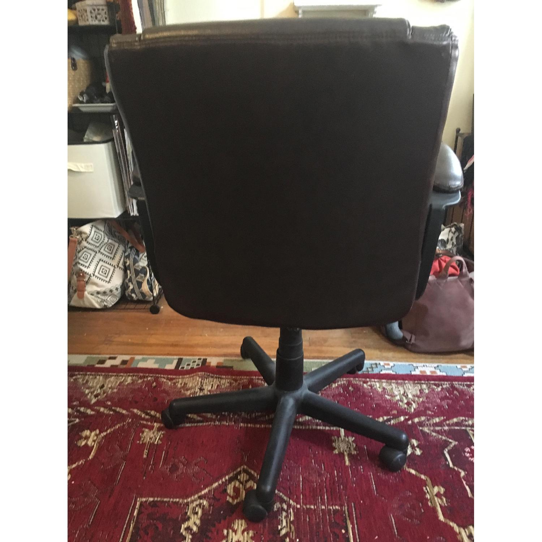 Staples Montessa II Leather Office Chair-1