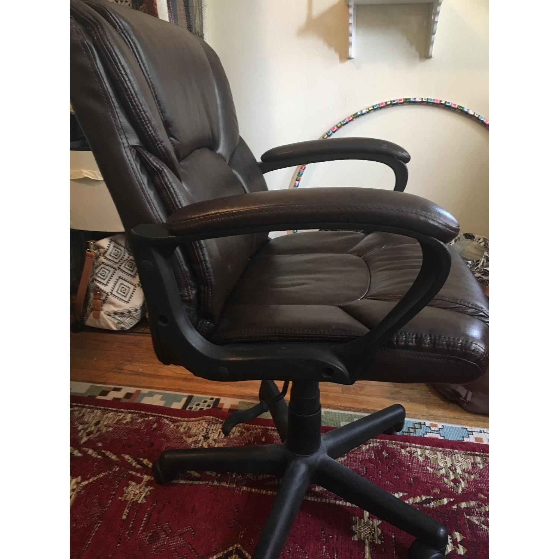 Staples Montessa II Leather Office Chair-2