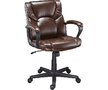 Staples Montessa II Leather Office Chair