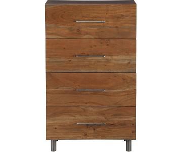 CB2 Junction Tall Dresser