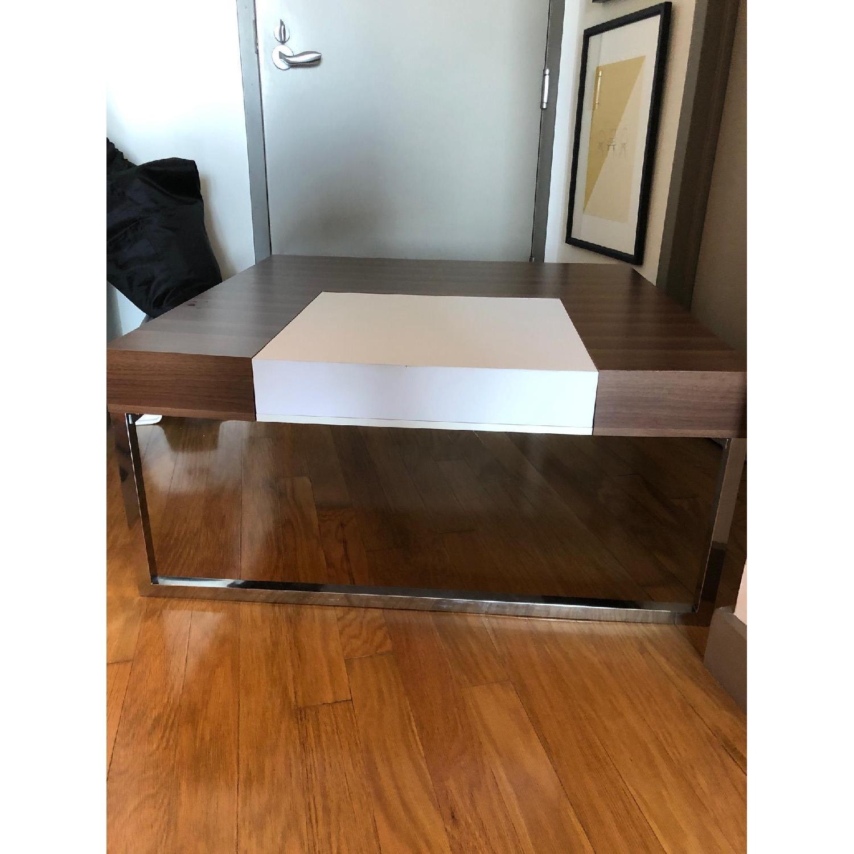 Furniture of America Coffee Table-0