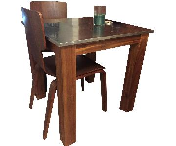 West Elm Dining Table w/ 4 Chairs