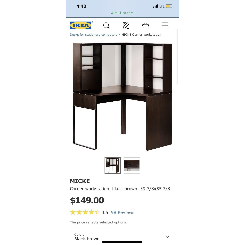 Ikea Micke Corner Workstation-0
