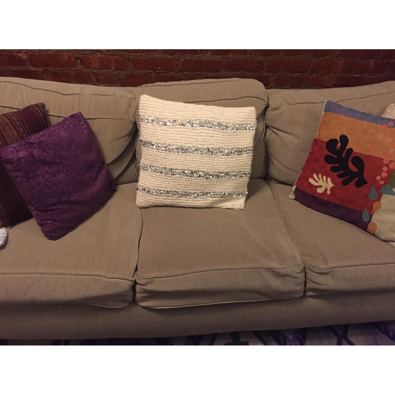 Jennifer Convertibles Queen Size Sleeper Sofa-1