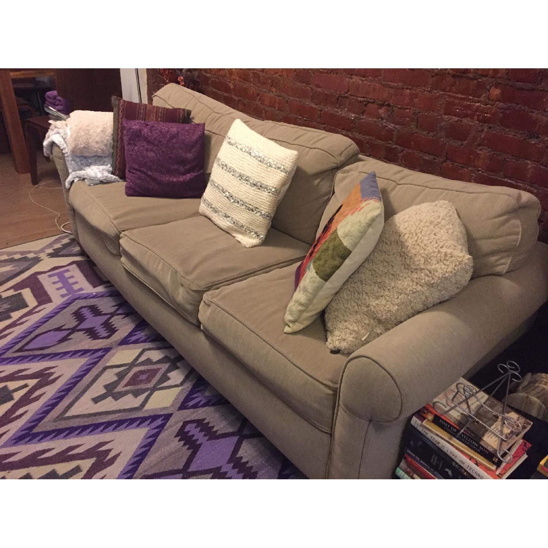 Jennifer Convertibles Queen Size Sleeper Sofa-2