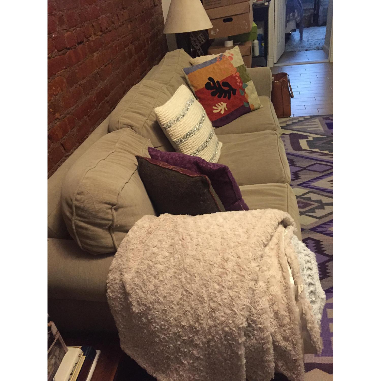 Jennifer Convertibles Queen Size Sleeper Sofa-3