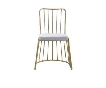 Wrought Studio Dasilva Upholstered Dining Chairs