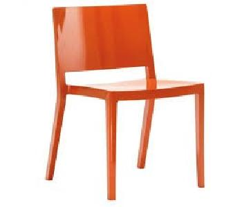 Kartell Lizz Side Chairs