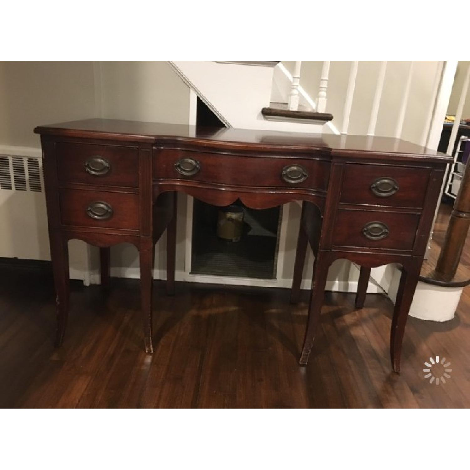 Antique Dressing Table-0