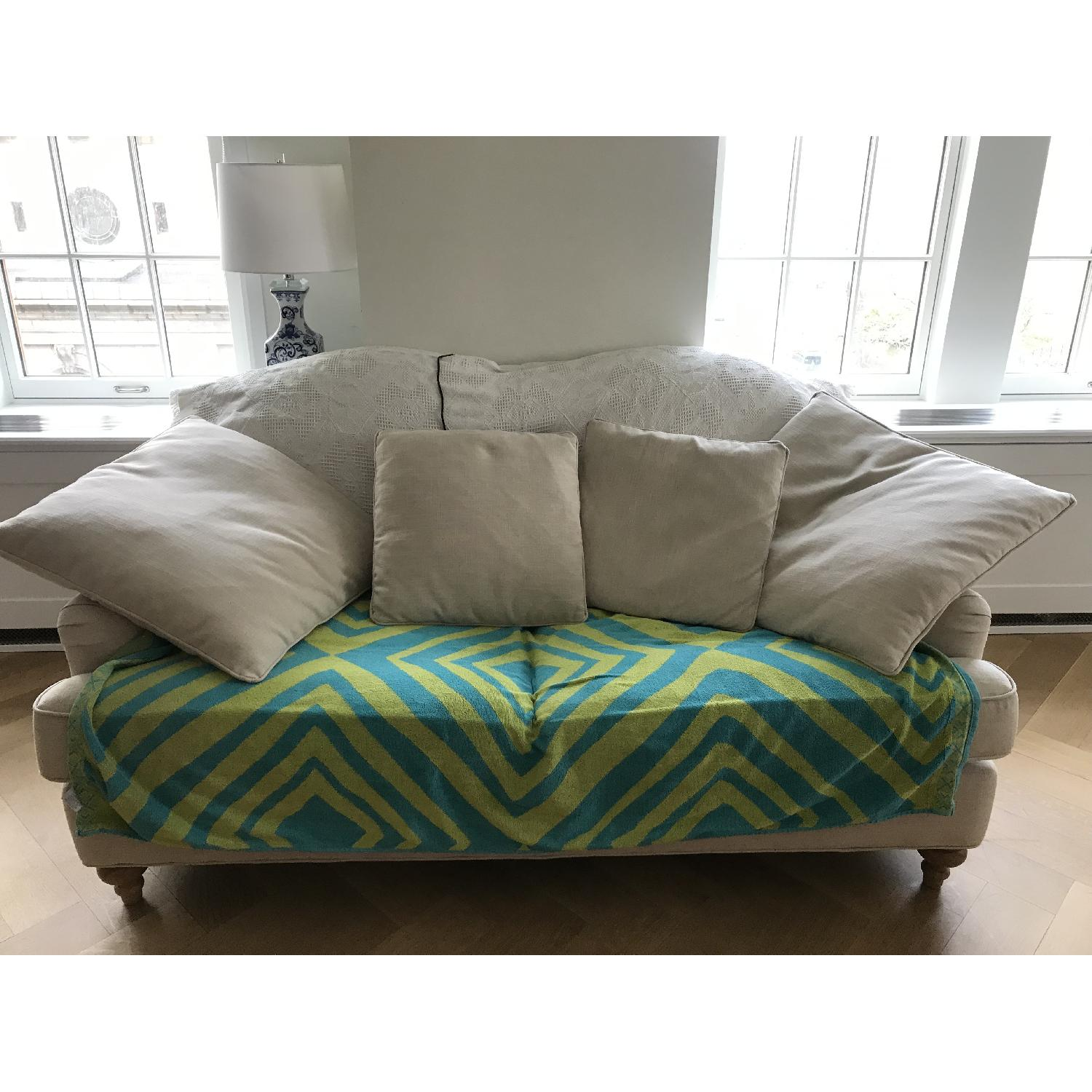 Magnolia Home by Joanna Gaines Loveseat-4