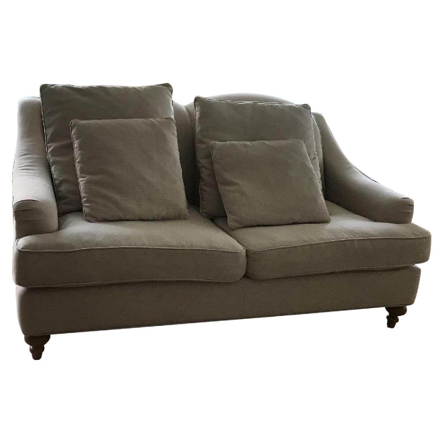 Magnolia Home by Joanna Gaines Loveseat