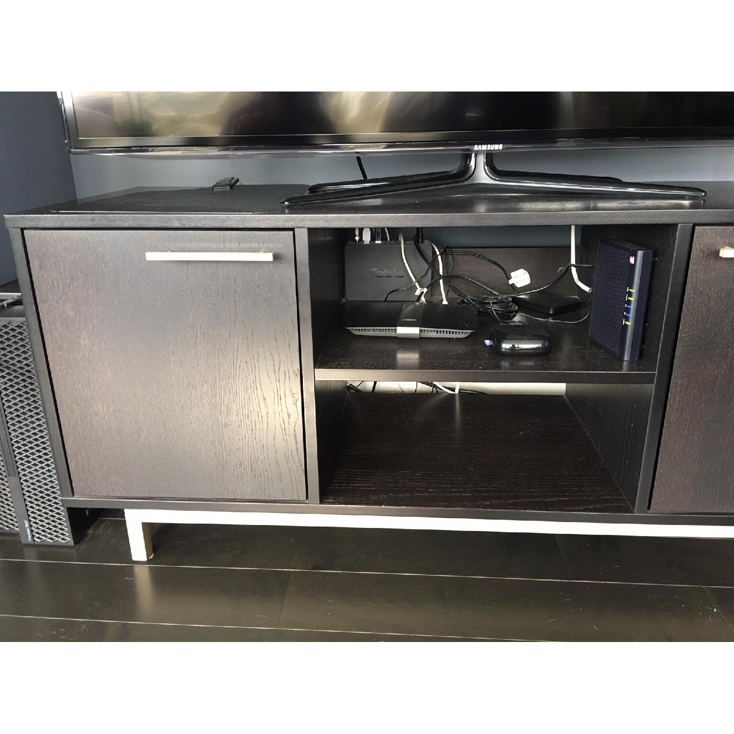 Crate & Barrel Media Console-3