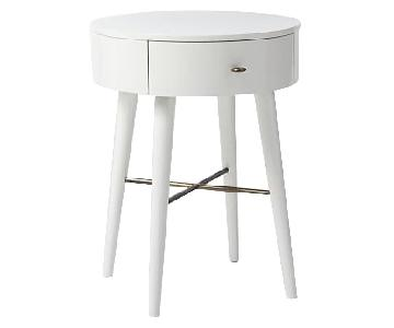 West Elm Penelope Side Tables