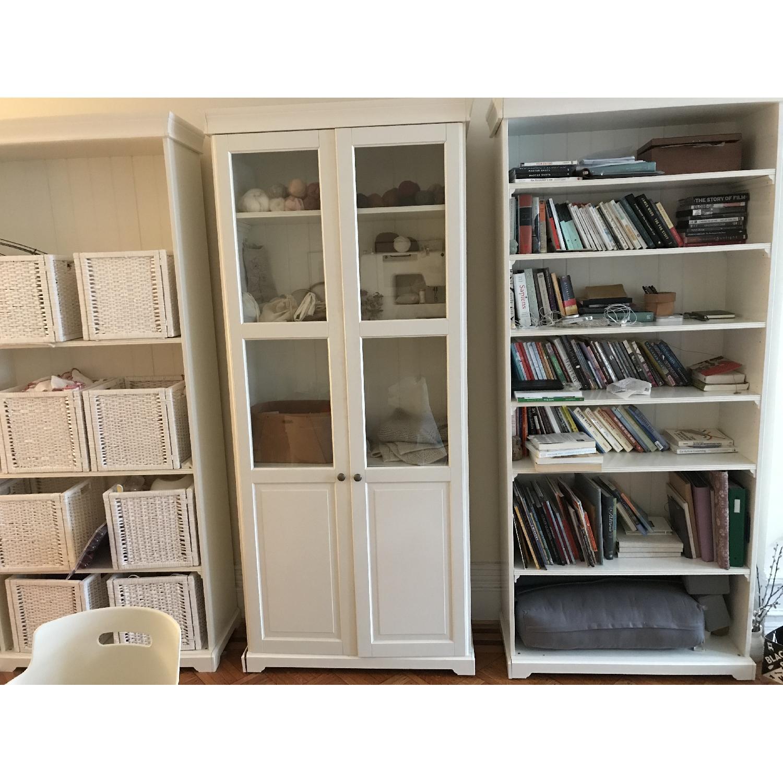 Ikea Liatorp Bookcases Aptdeco
