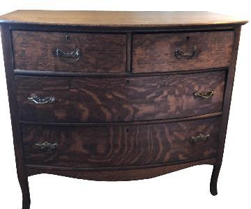 Henry Beguelin Antique 1930s Dresser