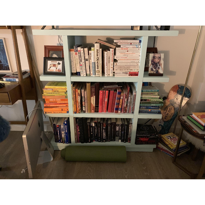 World Market Medium Size Bookcase-0
