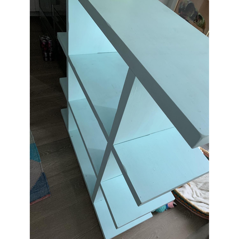 World Market Medium Size Bookcase-1