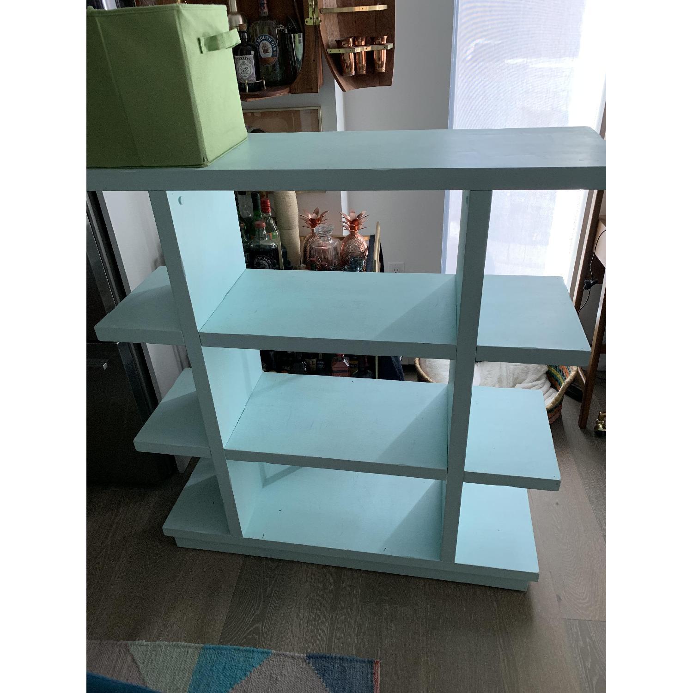 World Market Medium Size Bookcase-2