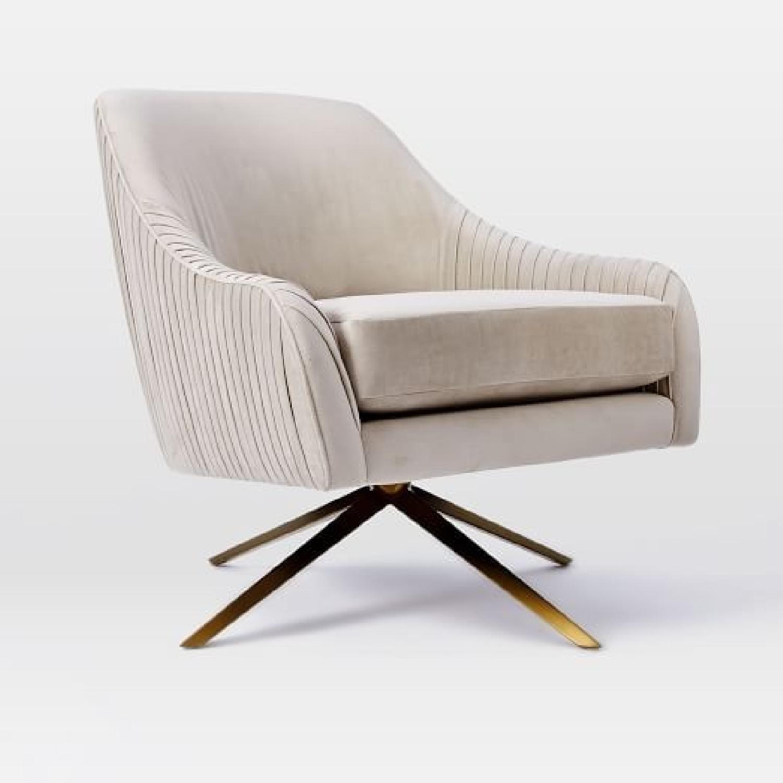 West Elm oar + Rabbit Chair-0