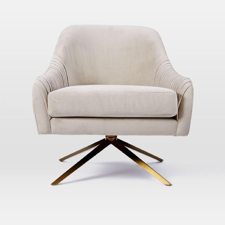 West Elm oar + Rabbit Chair-1