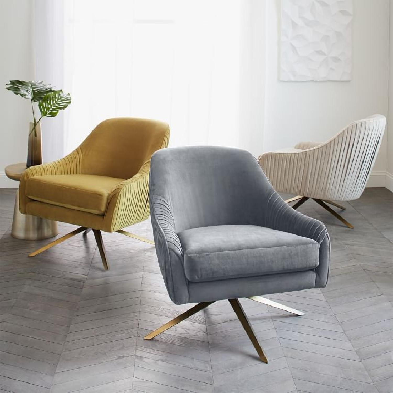 West Elm oar + Rabbit Chair-2