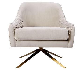 West Elm oar + Rabbit Chair