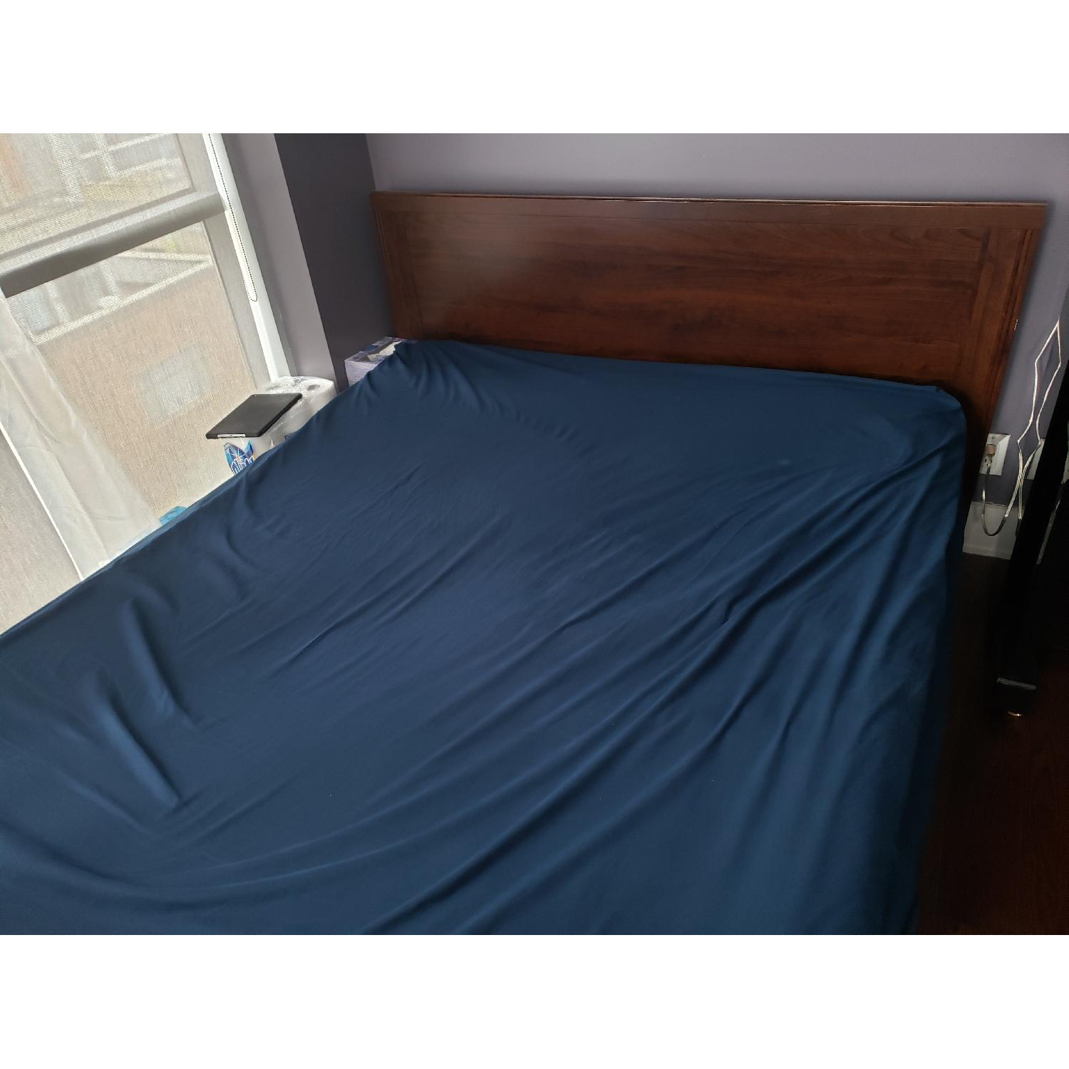 Queen Sized Bed Frame-1