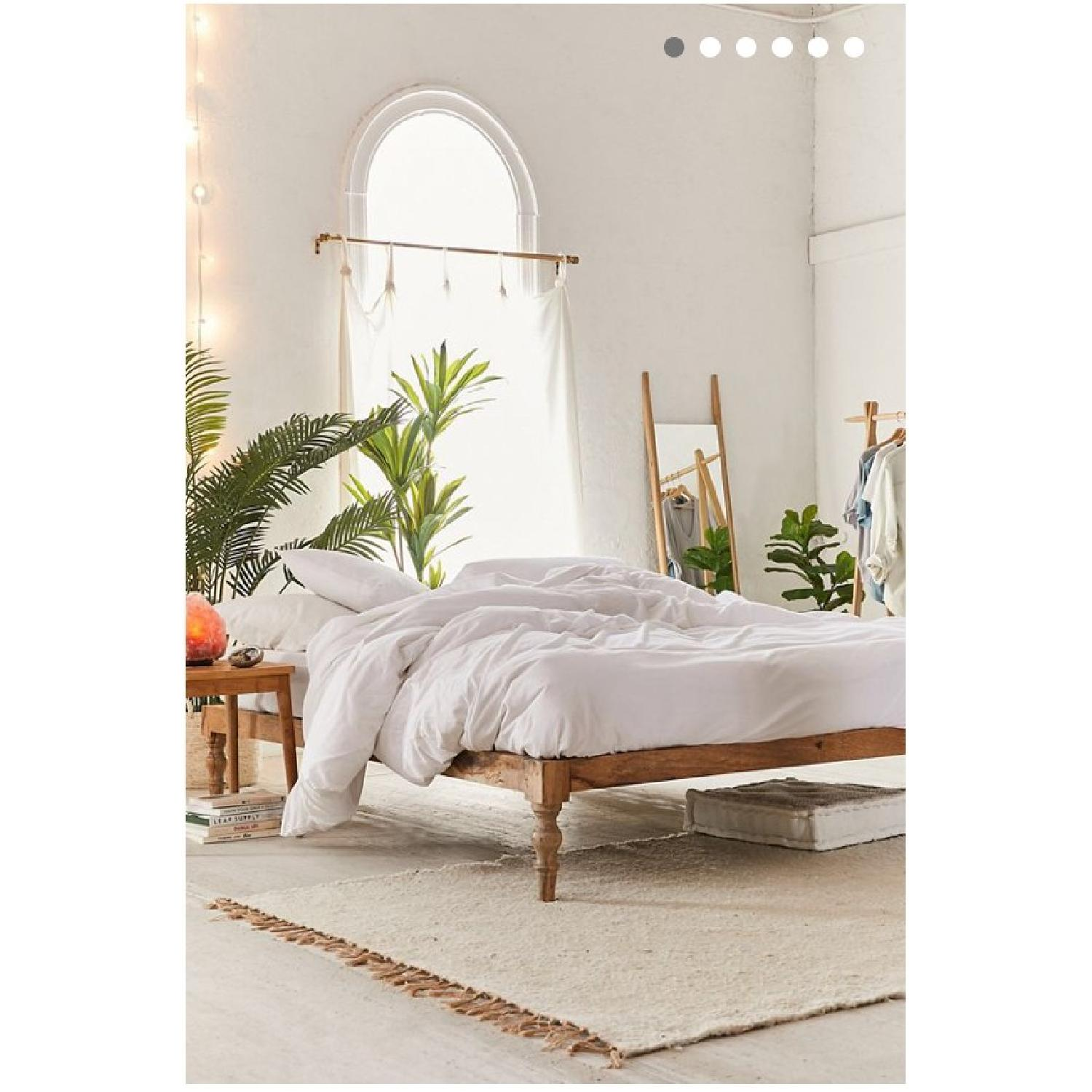 Urban Outfitters Bohemian Platform Bed-0