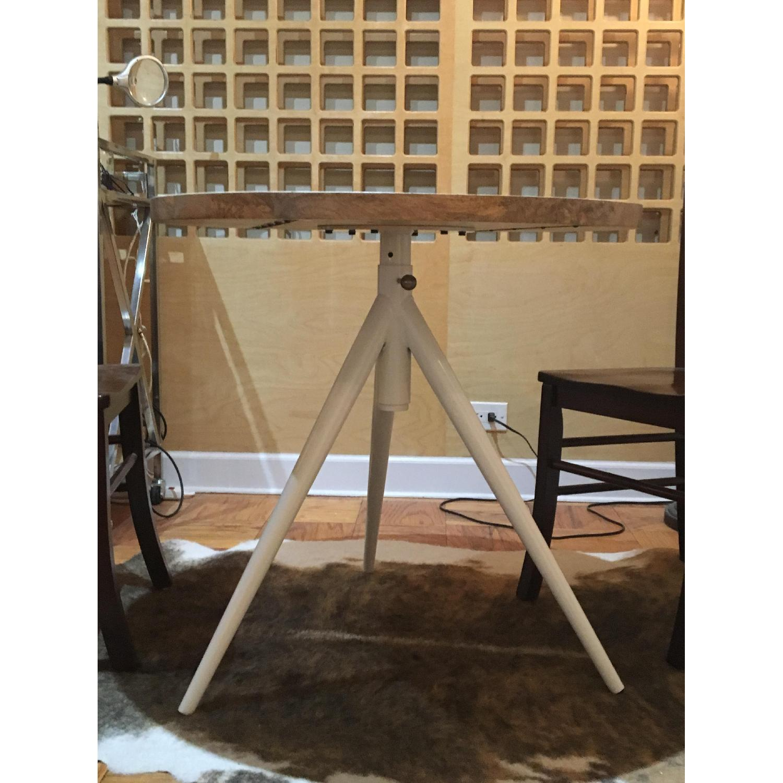 West Elm Adjustable Height Bistro Table-2