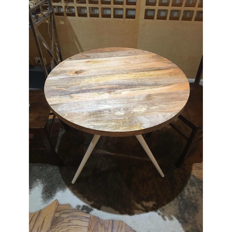 West Elm Adjustable Height Bistro Table-3