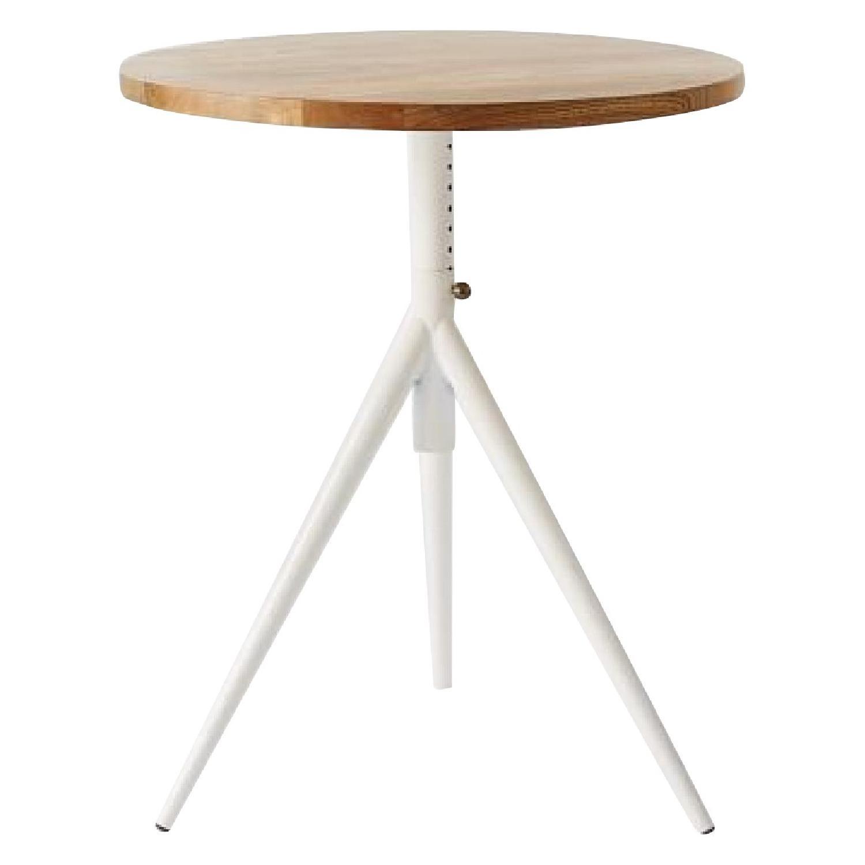 West Elm Adjustable Height Bistro Table