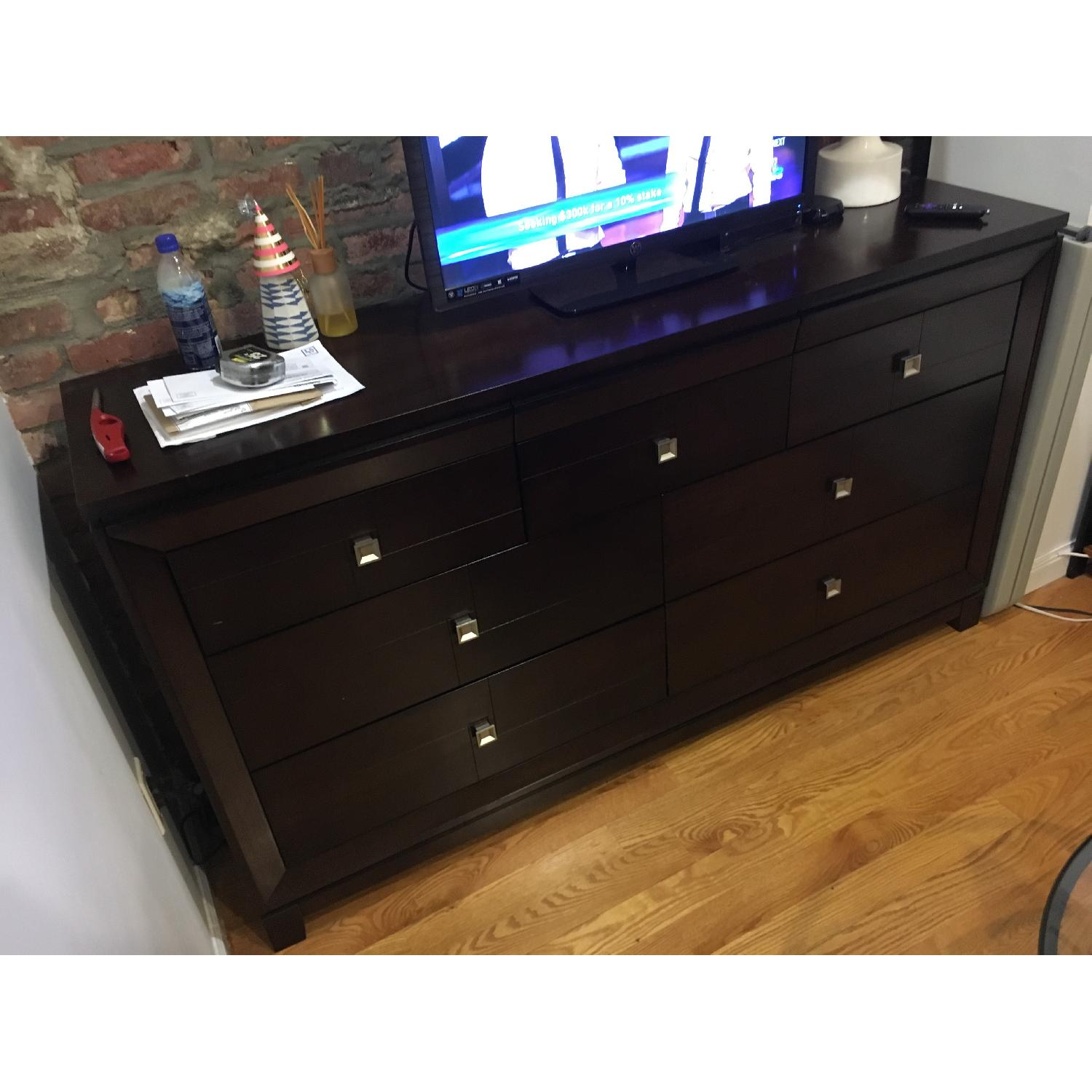 West Elm 7 Drawer Dresser-1