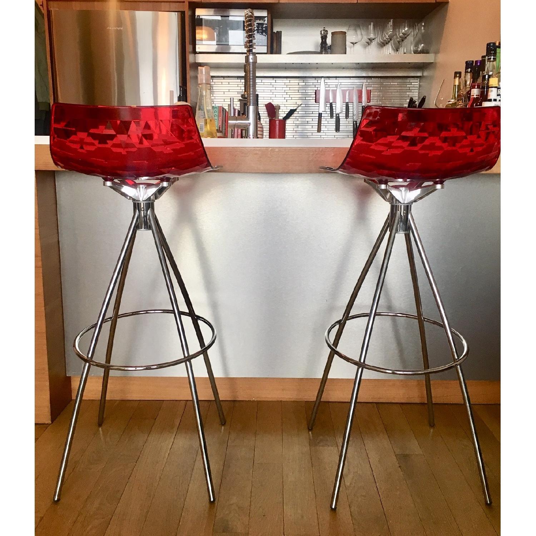 Calligaris Modern Italian Bar Stool-0