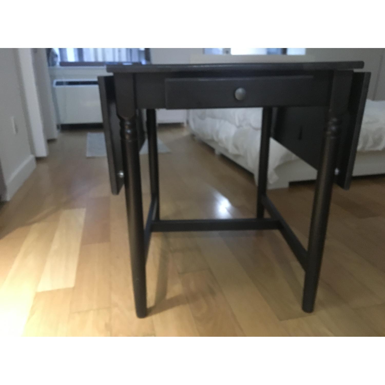 Ikea Ingatorp Drop-Leaf Table-2