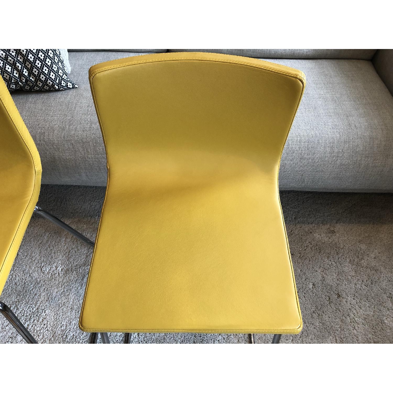 Ikea Bernhard Bar Stools w/ Backrest-1