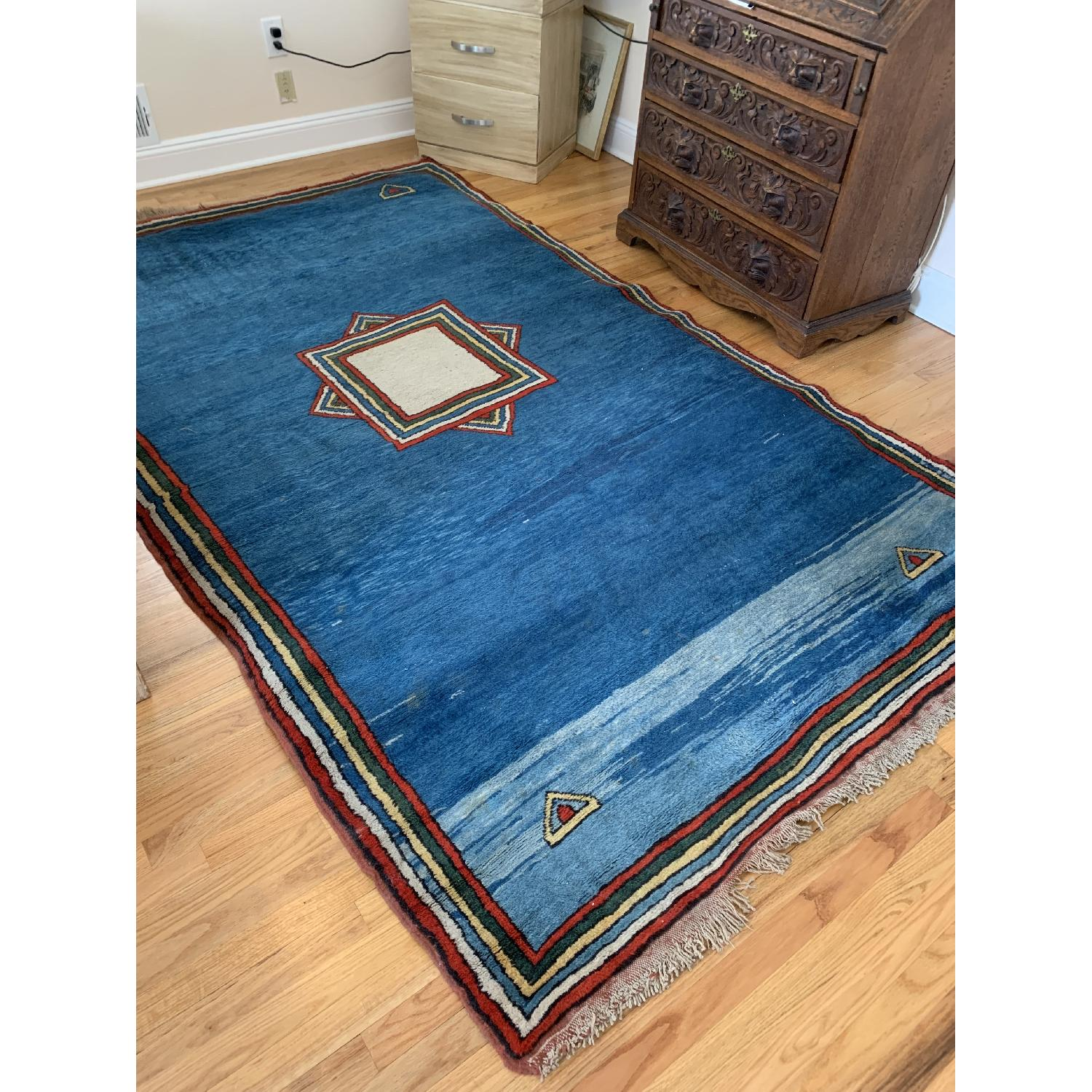 Persian Area Rug in Contemporary Design-2