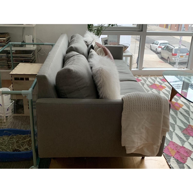 Room & Board Jasper Sofa in Dawson Cement-0